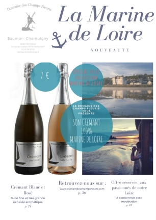 Collection Marine de Loire cremant Particulier